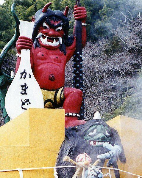 oni, japan, yokai, youkai, jokai, japan, demon